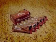 Dark Chocolate Raspberry Whole Food bars from EcoTrek Fitness