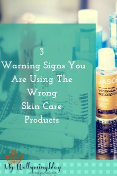 Give attention to the Warning signs you're using the wrong skincare/beauty products. Warning signs differ depending on your skin type and also the skincare ingredients. Dry Skin, Your Skin, Moisturizer For Oily Skin, Skin Care Remedies, Beauty Recipe, Warning Signs, Combination Skin, Apple Cider, Diy Beauty