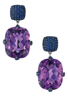 Sapphires and Amethysts Diamonds in the Library