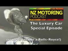The first podcast recorded in a moving Rolls-Royce (possibly...) - OVERSTEER