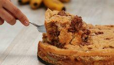 Torta de banana com chocolate: sobremesa clássica tem receita bem simples e fácil – Dicas & Receitas Banana Com Chocolate, Mole, Banana Bread, Food And Drink, Desserts, Vix, Cakes, Youtube, Recipes For Biscuits