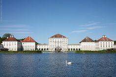Nymphenburg Palace | Schloss Nymphenburg (Nymphenburg Palace). München - Deutschland