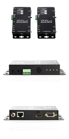Other TV Video and Home Audio: Zigen Zig-Hvx-70R Hdmi/Hdbaset Extender (Receiver) Over Single Cat5a/6/7 - 70M BUY IT NOW ONLY: $153.0