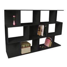 Madison Bookcase Black