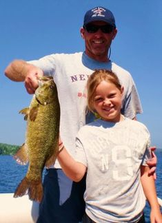 Maine freshwater fishing trips, Bar Harbor Maine fishing guides, Maine Smallmouth Bass fishing guide, Maine Salmon fishing guide, fishing guide near Bar Harbor | Eagle Mountain Guide Service - Hunting and Fishing in Downeast Maine