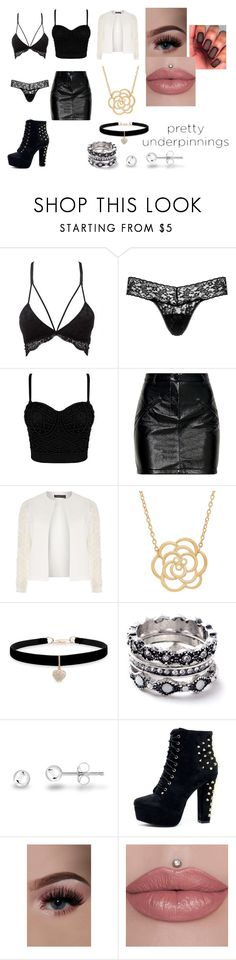 """""""Untitled #245"""" by mystery-girl133 ❤ liked on Polyvore featuring Charlotte Russe, Hanky Panky, Lipsy, Dorothy Perkins, Lord & Taylor, Betsey Johnson and WithChic"""