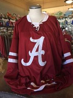 Alabama Hockey Jersey