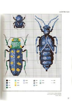 Gallery.ru / Фото #35 - MARABOUT Insects - tatasha