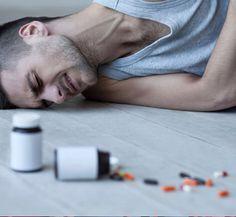 Drug abuse photography