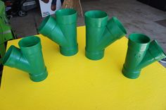 I think i can do some of these myself.  Mario Bros Warp Pipe by LandCPartySupplies on Etsy, $8.00