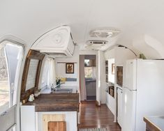 1978 Airstream Sovereign Remodeled