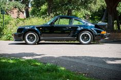 One of 53 UK, right-hand drive cars and only miles. 1989 Porsche 911, Porsche 930 Turbo, Singer Porsche, 911 Turbo, Porsche Cars, Most Beautiful Models, Dream Machine, Cars And Motorcycles, Ferrari