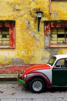 (Car)chitecture - San Cristobal de Las Casas, Mexico