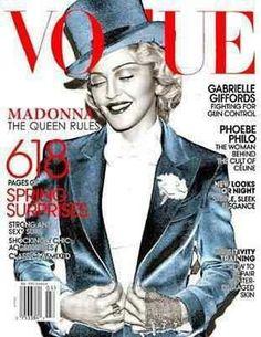 epic madonna cover magazine vogue