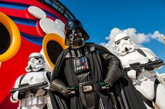 Star Wars: Day at Sea on Disney Cruise Line