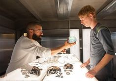 The Ex Machina Ending leaves open a bunch of discussion threads and we picked those up with the film's star Oscar Isaac and director Alex Garland.