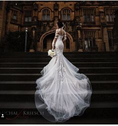 Mermaid wedding dress: the 50 are the most beautiful - wedding dresses- ladies fashion.de - bridal dress mermaid wedding dress: the 50 are the most beautiful - Lace Mermaid Wedding Dress, Gorgeous Wedding Dress, Princess Wedding Dresses, Mermaid Dresses, Dream Wedding Dresses, Beautiful Gowns, Bridal Dresses, Wedding Gowns, Dresses Dresses