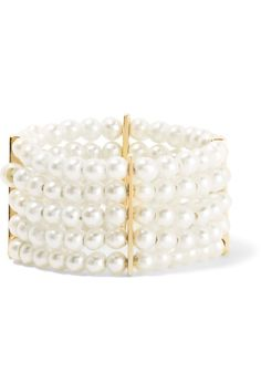 Anissa Kermiche - 14-karat Gold, Diamond And Pearl Ring - 7