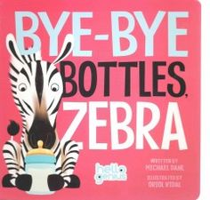 Saturday, September 12, 2015. Little Zebra is growing up, and from now on he wants to use a drinking cup, not a baby bottle.
