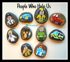 People who help us Story Stones  You can find me on facebook https://m.facebook.com/stonecraftforyouuk