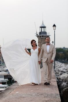Civil wedding at Garda Lake: where, when and how getting married in Desenzano del Garda Russian Brides, Places In Italy, Civil Wedding, Lake Garda, See Images, Italy Wedding, Getting Married, Dream Wedding, Groom