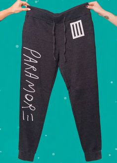 New Paramore merch
