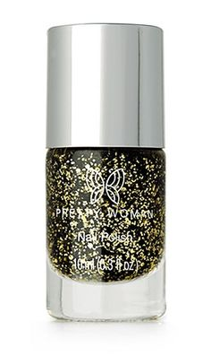 this glitter polish LASTS forever I am serious Gold Black Splatter Healthy Nail Polish, Healthy Nails, Black Gold, Glitter, Mugs, Tableware, Color, Shopping, Dinnerware