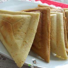 cake in a sandwich maker 3