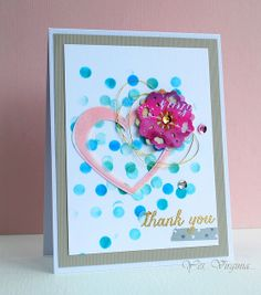 thank you by Virginia L., via Flickr