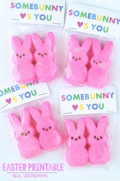 This cute little Easter printable makes for a fun and easy addition to an Easter basket!