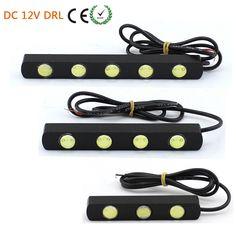 $7.54 (Buy here: https://alitems.com/g/1e8d114494ebda23ff8b16525dc3e8/?i=5&ulp=https%3A%2F%2Fwww.aliexpress.com%2Fitem%2FA-Pair-of-12V-3x1W-4x1W-5x1W-LED-Car-Daytime-Running-Light-6000K-Waterproof-Auto-Lamp%2F32571602970.html ) 3x1W 4x1W 5x1W Waterproof  Daytime Running Light LED Car Headlight DRL 12V DC 2pcs/lot for just $7.54