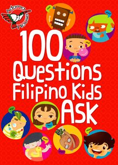 """""""From a survey of over four hundred kids, here is a book that mixes fun with fact...""""  I would love to get my hands on this. And it would be nice if they had a version written in Filipino."""