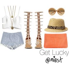 """""""Get Lucky 