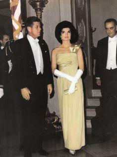 jackie kennedy evening dresses - photo #38