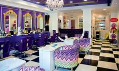 The DollHouse salon in Dubai Ladies Club