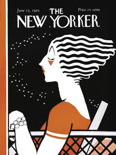 The New Yorker - Saturday, June 13, 1925 - Issue # 17 - Vol. 1 - N° 17 - Cover by : Barbara Shermund