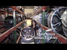 OEM Ford F-350 Truck Wheels | Stock Used Factory Rims | OriginalWheel.com