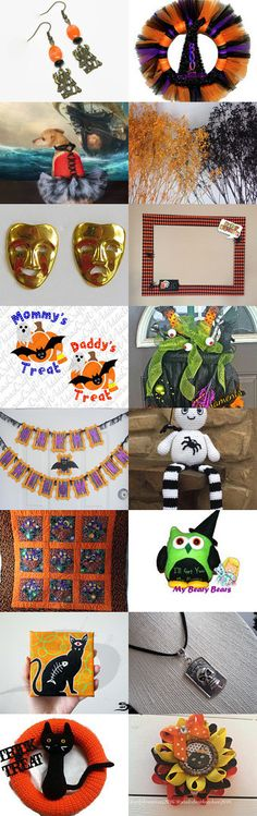 Halloween Favorites  by Kirsten Skarka on Etsy--Pinned+with+TreasuryPin.com