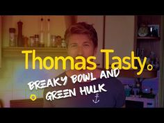 Rezept Video: Hanf Breakfast Bowl Hulk, Breakfast Bowls, Videos, Tasty, Green, Vegane Rezepte, Shopping