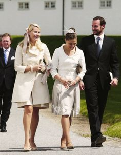 Crown Princes of Norway and Sweden