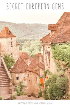 Hidden Gems of Europe and Why You Need to Visit Them - Grace J. Silla Road Trip France, France Travel, Germany Travel, Europe Travel Tips, Travel Guides, Places To Travel, Travel Destinations, Europe Europe, Backpacking Europe