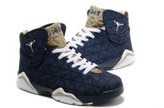 separation shoes 32faa 710ab Air Jordan 7 VII Obsidian Natural-Filbert-White---This series are all new  arrivals in this season, which are all hot sale online.