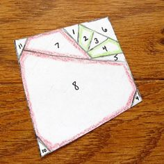 design your own paper piecing blocks by quirkygranolagirl