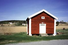 "This is a ""stabbur"", a farm house for storing food in the old days. Situated in Solør, in the south-east of Norway."