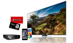 #illumin8Giveaway - Enter for a chance to Win a 65-inch #4KUltraHD TV and other great prizes!