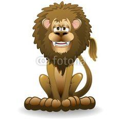 Lion-Vector © bluedarkat