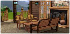 Full Hewnsman Set - Store - The Sims™ 3