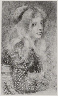 Madeleine by Robert Demachy, MFA-Boston