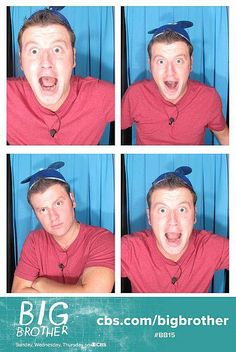 Congrats! You unlocked the latest Big Brother photo booth photos! You won't want to miss Judd's return, check out the photos!!!
