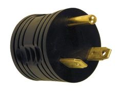 Prime RVAD3015 Male to Female RV Adapter, NEMA TT-30 Male to 5-15 Female, Black by Prime. $7.07. From the Manufacturer                The Prime RV Adapter quickly and safely connects a 15 Amp RV power cord to a 30 Amp receptacle.  Nickel-coated, brass blades resist corrosion.